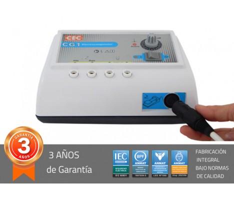CG1 - Electrocoagulador