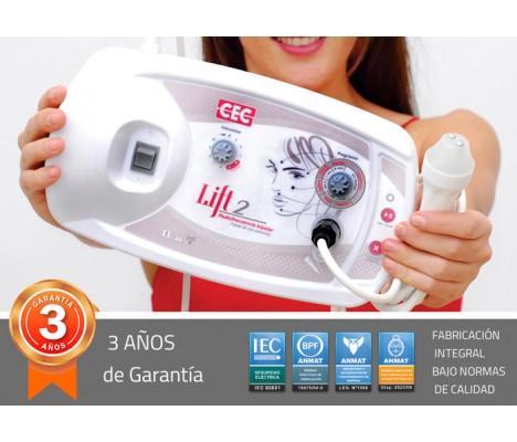 Lift2 - Radiofrecuencia Bipolar Facial