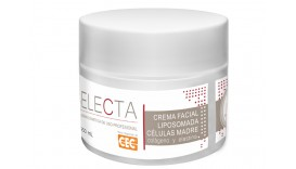 Crema Facial Células Madre Colágeno + Elastina - 250ML