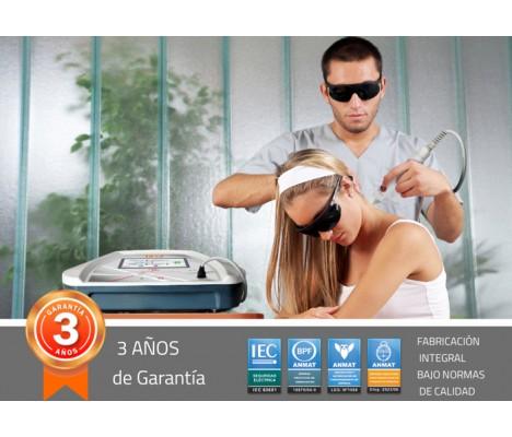 IR-100 Táctil - Láser Terapéutico